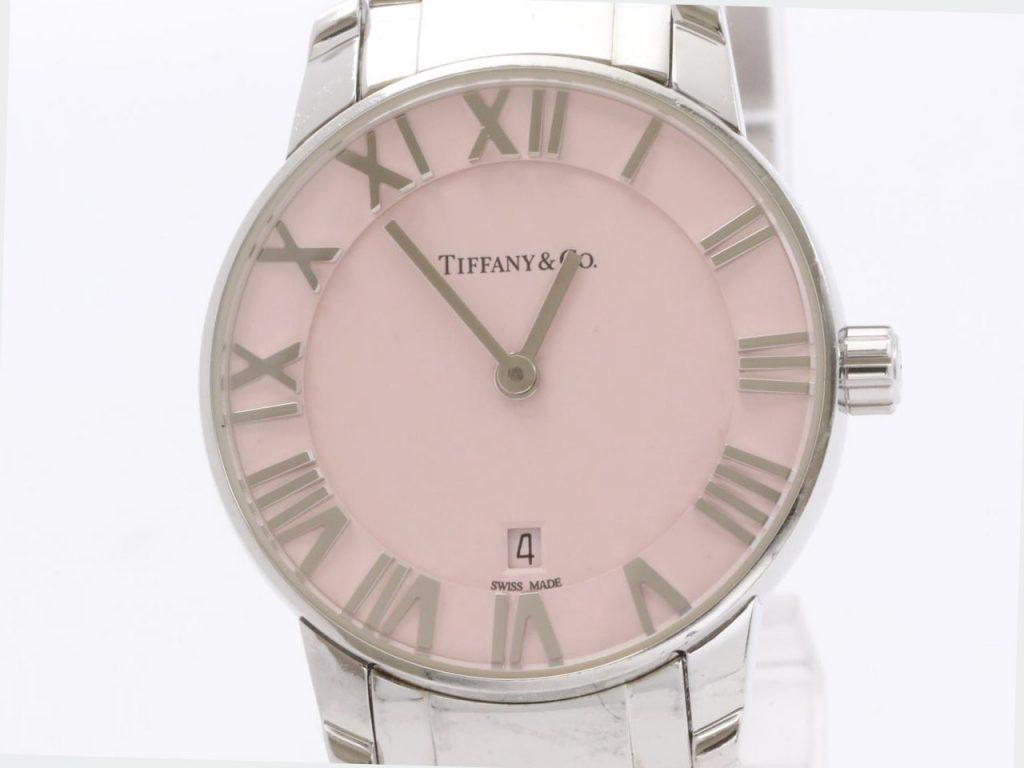 ティファニー買取アトラスドーム腕時計