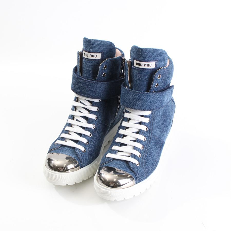 ミュウミュウ 買取 靴