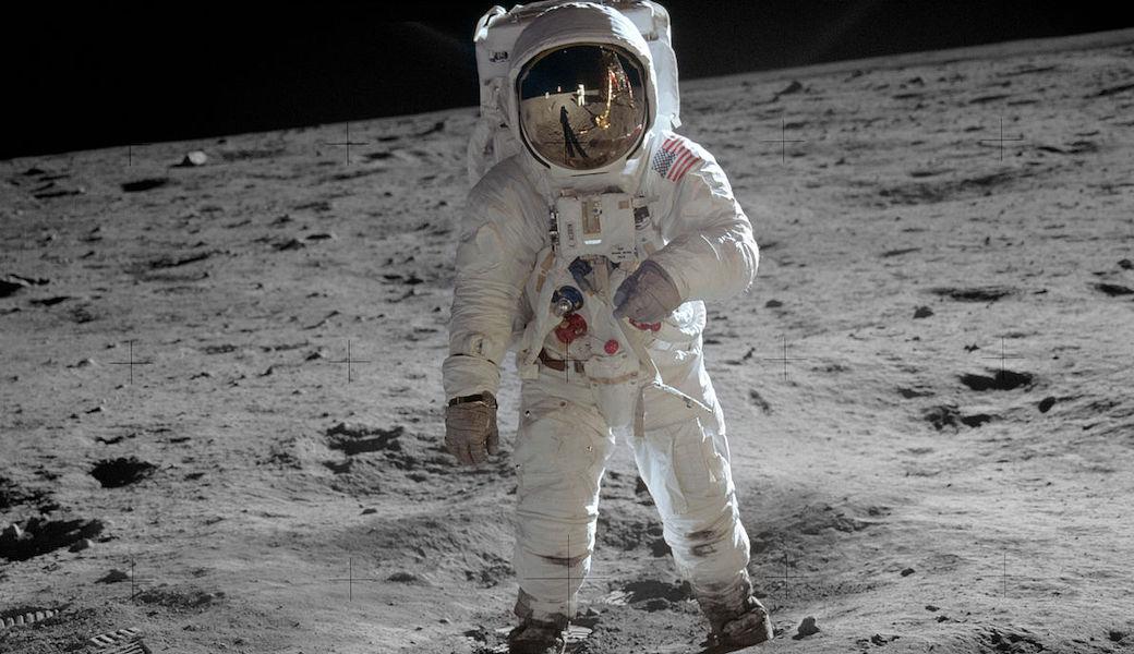 オメガ アポロ月面着陸