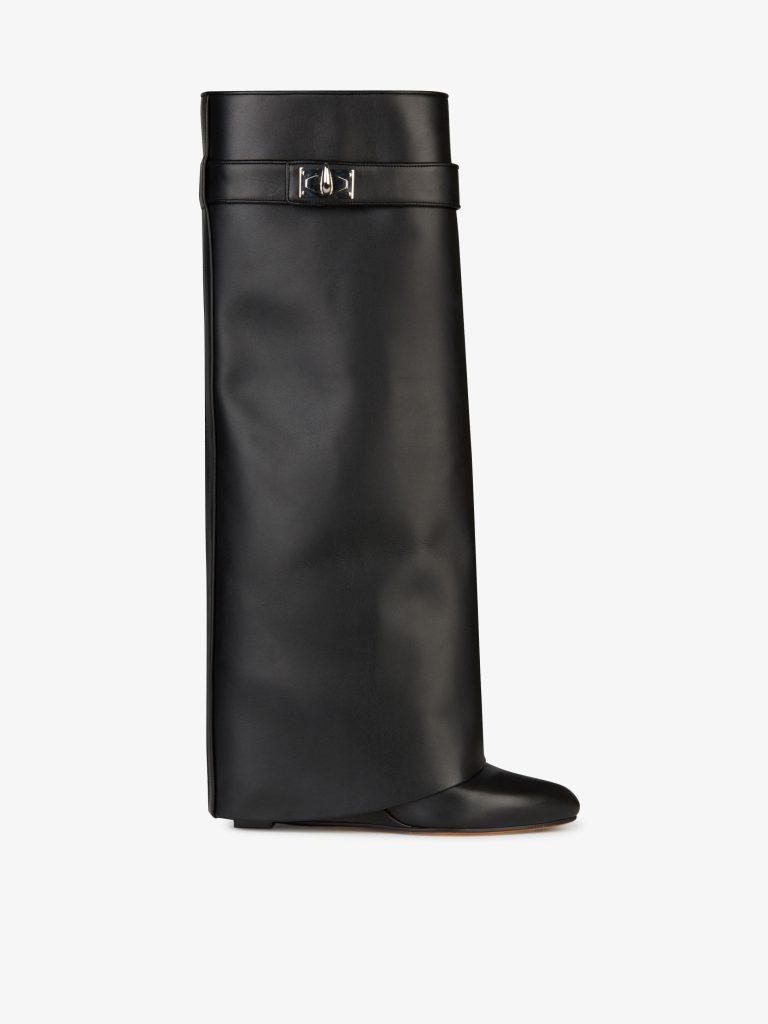 ジバンシー買取価格相場:シャークロック ブーツ