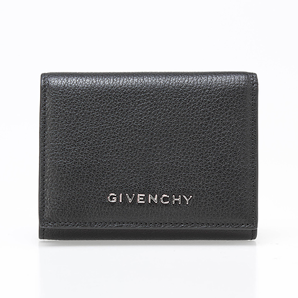 ジバンシー買取価格相場:パンドラ 三つ折り財布