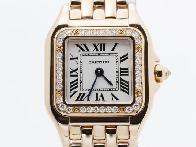 カルティエ パンテールドゥカルティエの腕時計