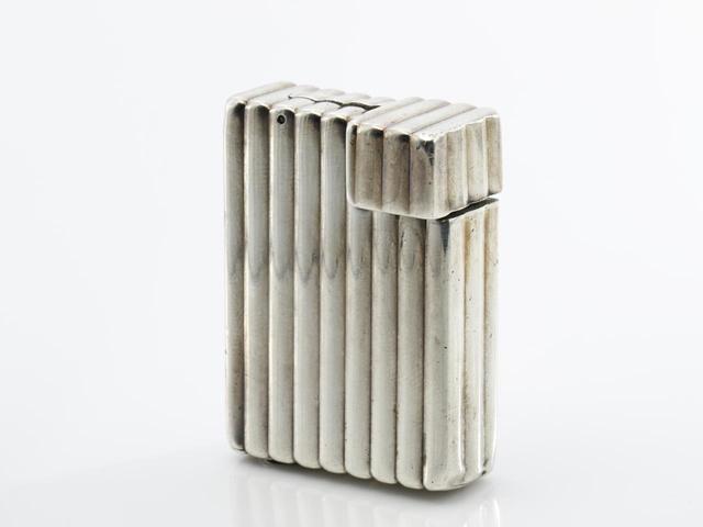 カルティエ スクエアラインのライター