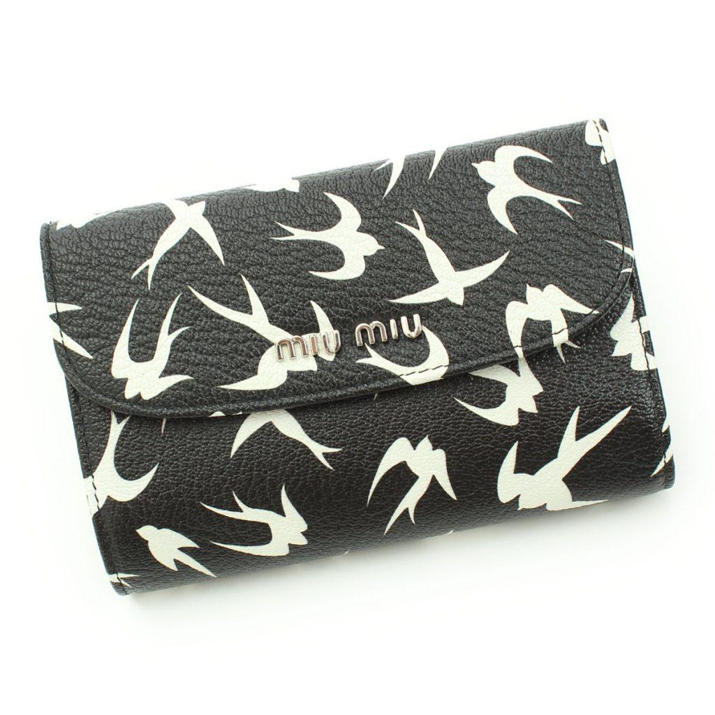 ミュウミュウ 買取 財布