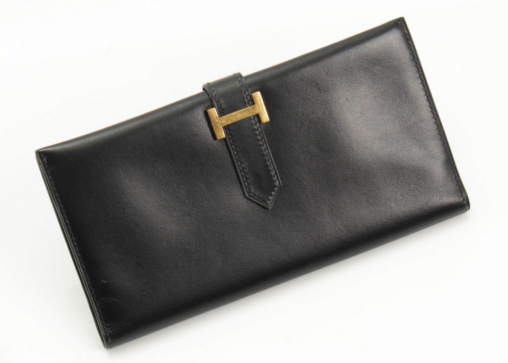 エルメス ベアン 長財布