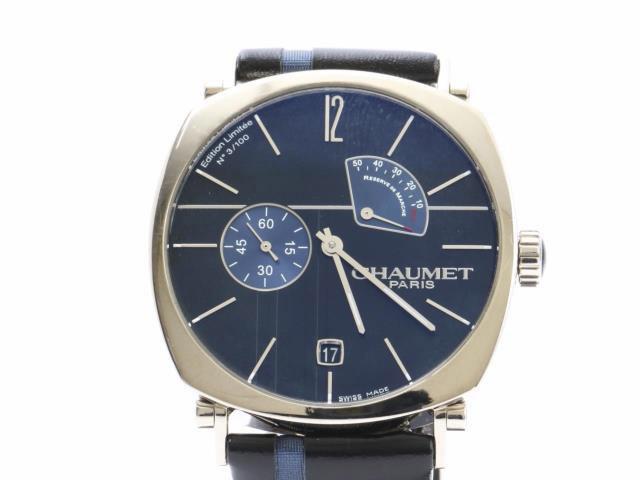 ショーメダンディ腕時計