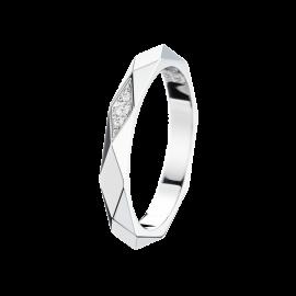 ブシュロン買取 ファセット ダイヤモンド リング