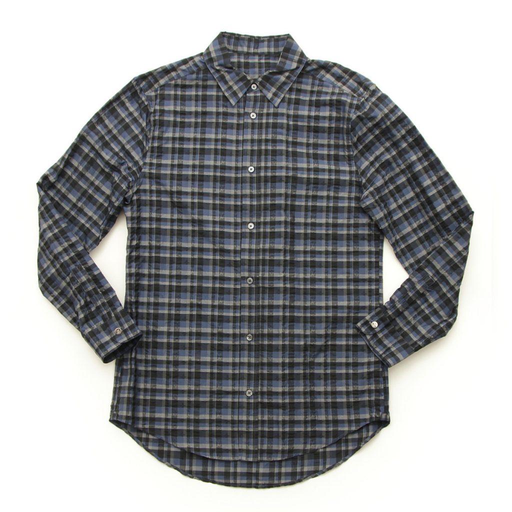 ルイヴィトン 買取 シルクシャツ