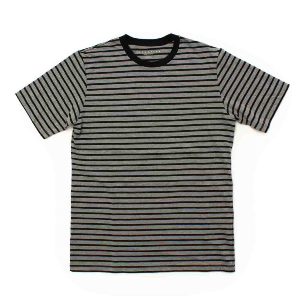 エストネーション メンズ ボーダー Tシャツ