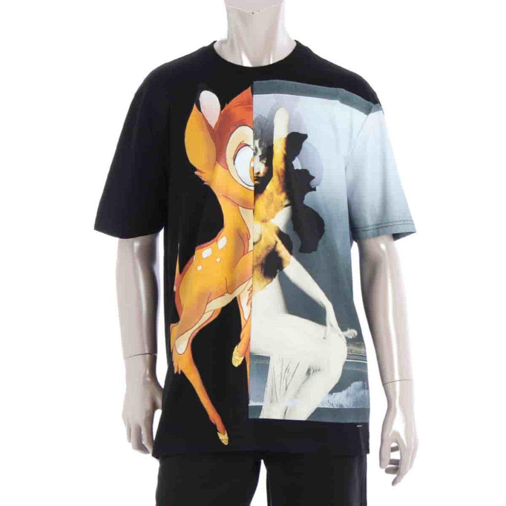 ジバンシー バンビプリント Tシャツ