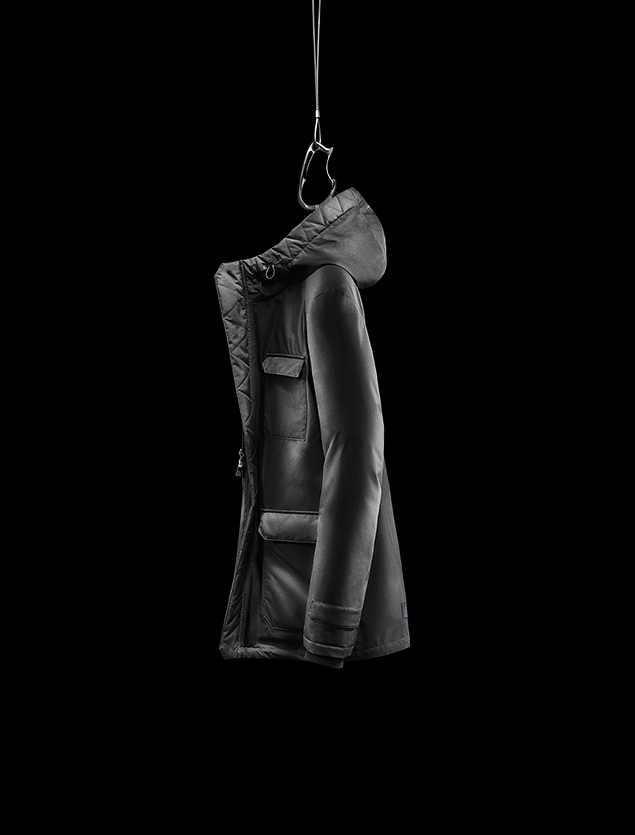 ヘルノ買取 ラミナー フィールドジャケット