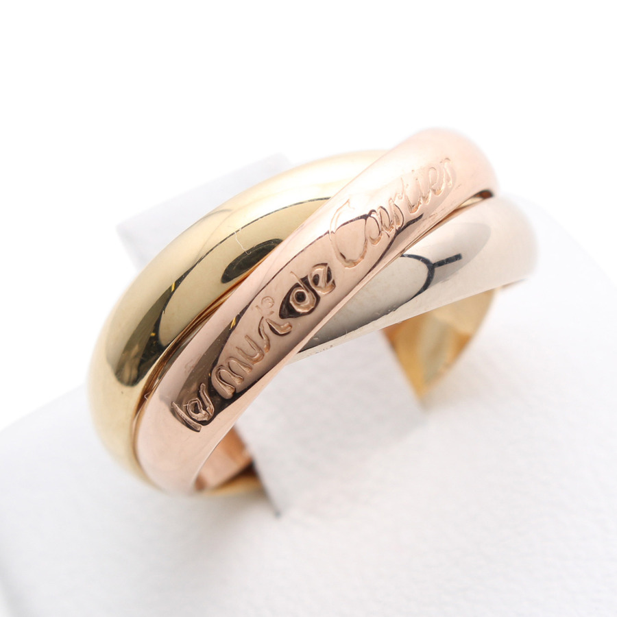 指輪買取 カルティエ