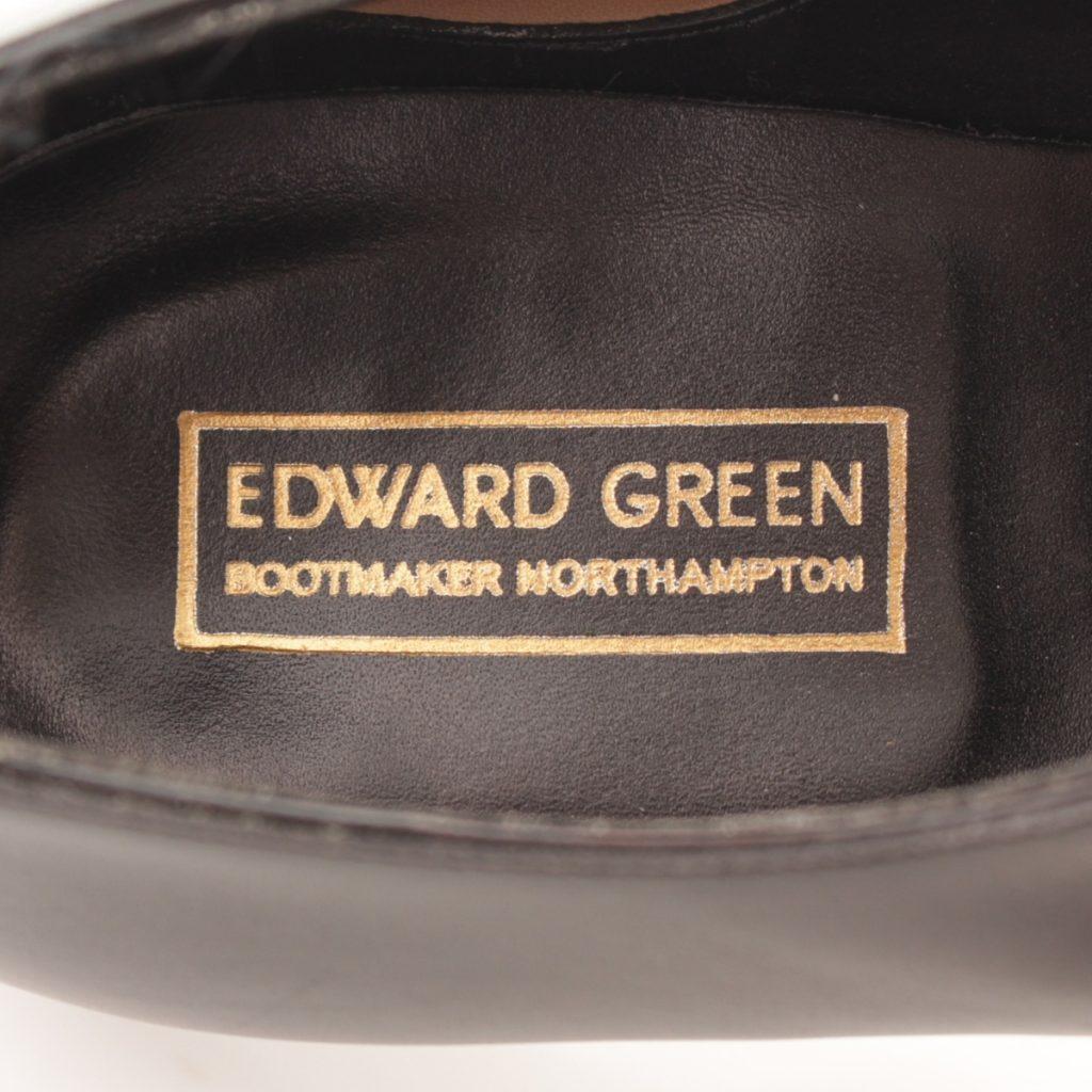 エドワードグリーン 買取 旧ロゴ