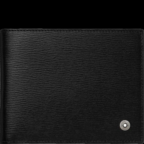 モンブランの財布ウエストサイド