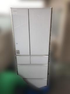 日立 冷凍冷蔵庫 R-XG4800G 2017年製