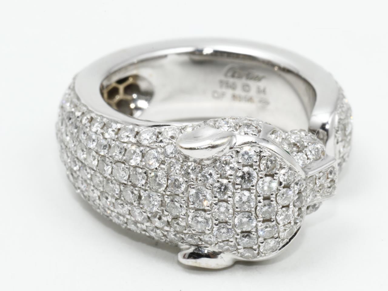 ダイヤモンド買取 カルティエ