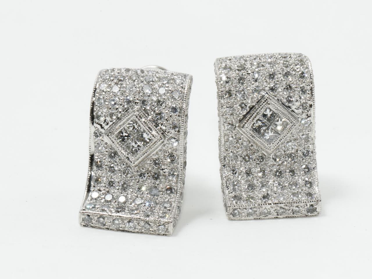 ダイヤモンド買取 ピアス