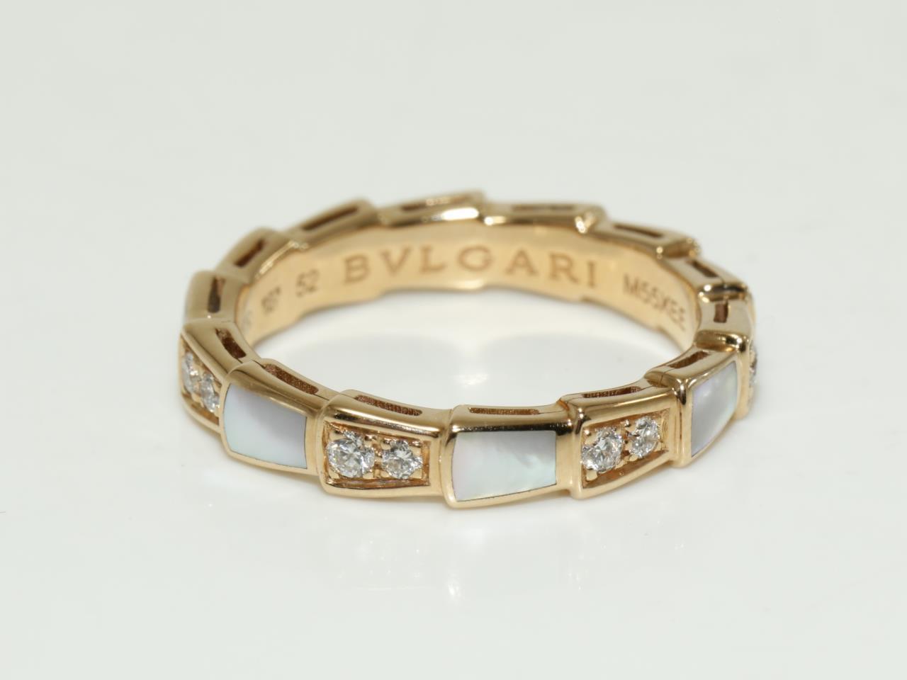 ダイヤモンド買取 ブルガリ