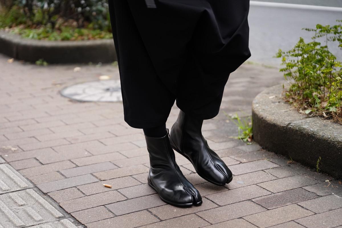 マルジェラ高額買取のコツ:定番人気のもの 足袋ブーツ