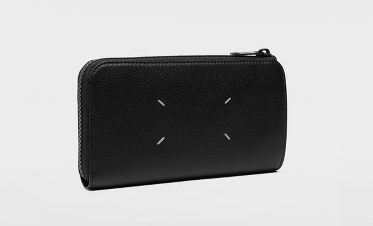 マルジェラ買取人気アイテム:ラウンドジップウォレット 財布