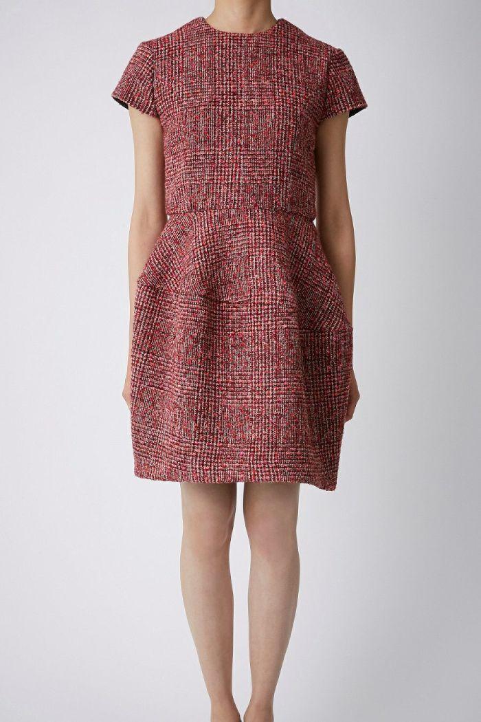 ヨーコチャン買取価格相場:ツイードバルーンドレス