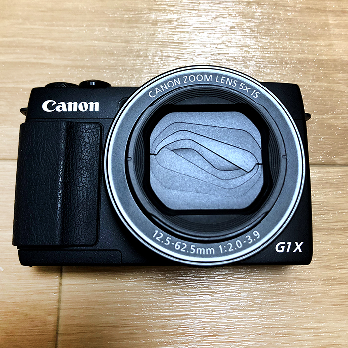 カメラ買取 キャノン G1X