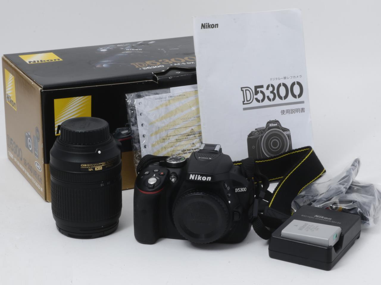 カメラ買取 ニコン D5300
