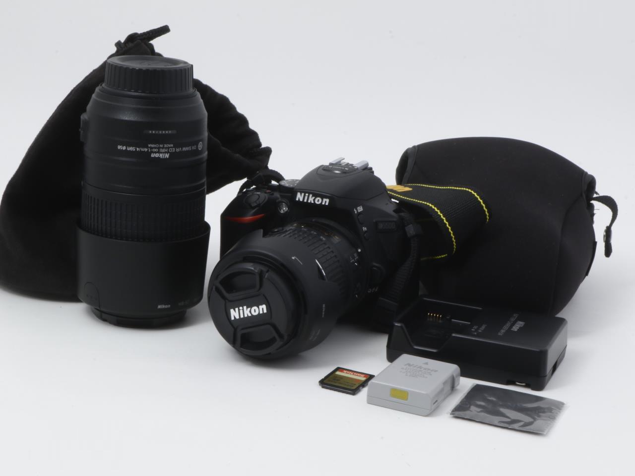 カメラ買取 ニコン D5500