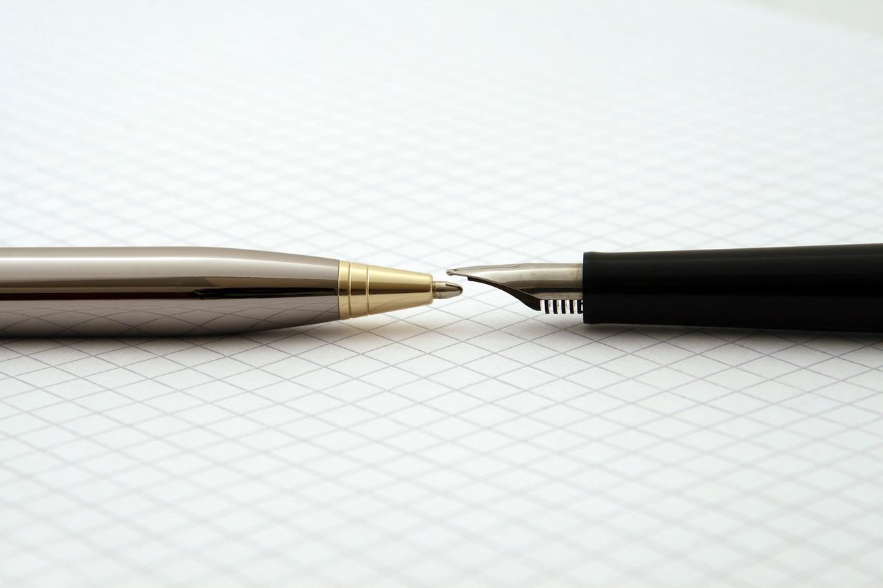 万年筆買取 ボールペン