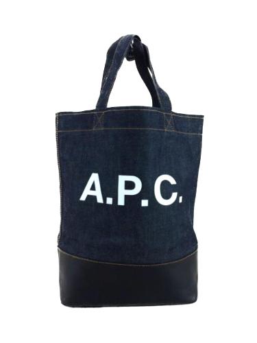 セカンドストリート買取実績 A.P.C. トートバッグ