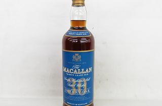マッカラン30年 ウイスキー