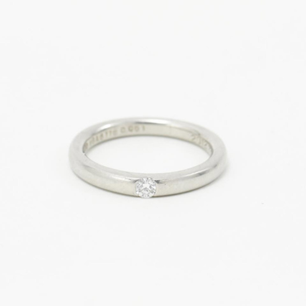 プラチナ ダイヤモンド マリッジリング