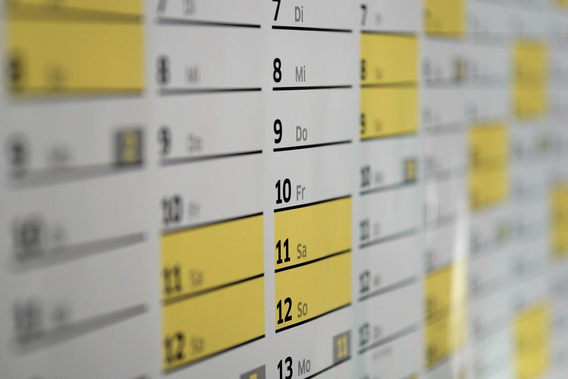 楽器買取で高く売るためのコツ カレンダー