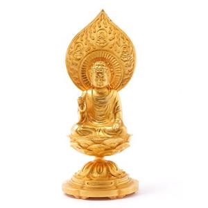純金 仏像 450.6g