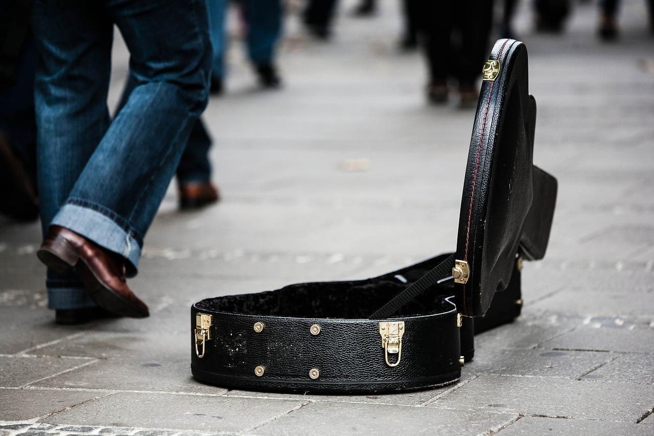 楽器買取の査定ポイント ギターケース