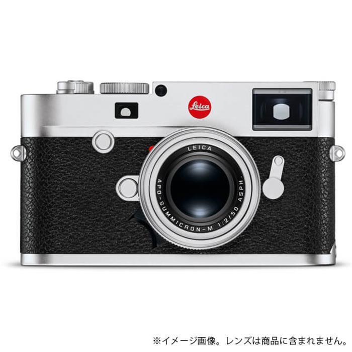ライカ(Leica) M10 シルバークローム ボディ