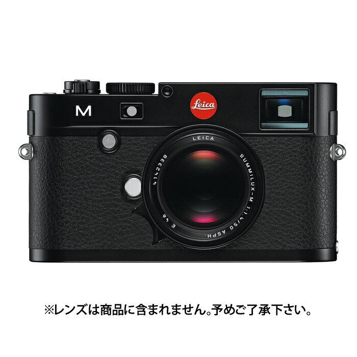 ライカ(Leica) M(Typ240) ブラックペイント ボディ