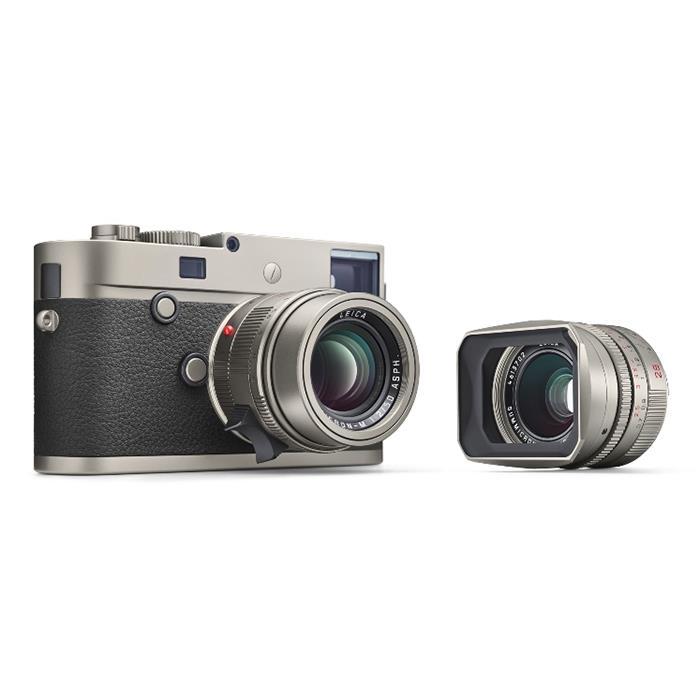 ライカ(Leica) M-P(Typ240) チタンセット