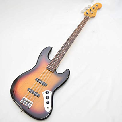 フェンダー Jazz Bass JB62-FL