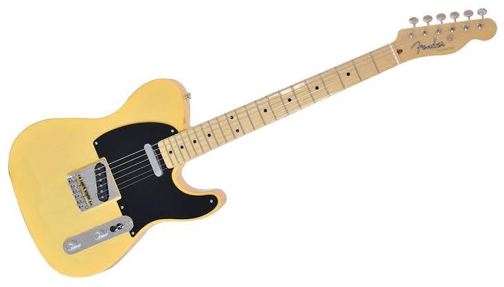 フェンダー テレキャスター ヴィンテージ '52 エレキギター