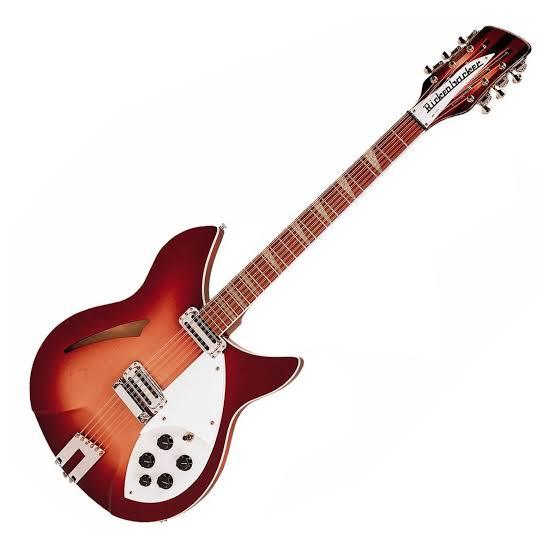 リッケンバッカー 360/12 Fireglo エレキギター