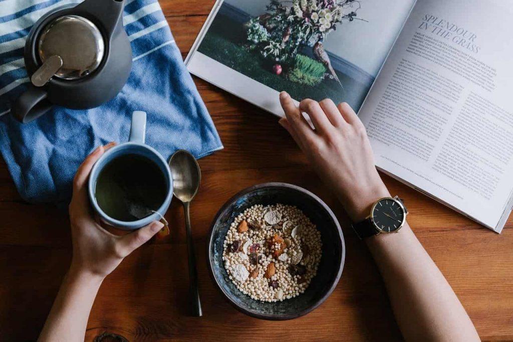 ミニマリストの食生活の特徴